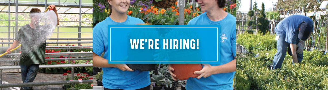 Join Our Team – Vandermeer Nursery Ltd.